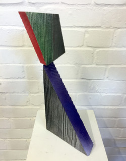 Untitled (stack), 2018