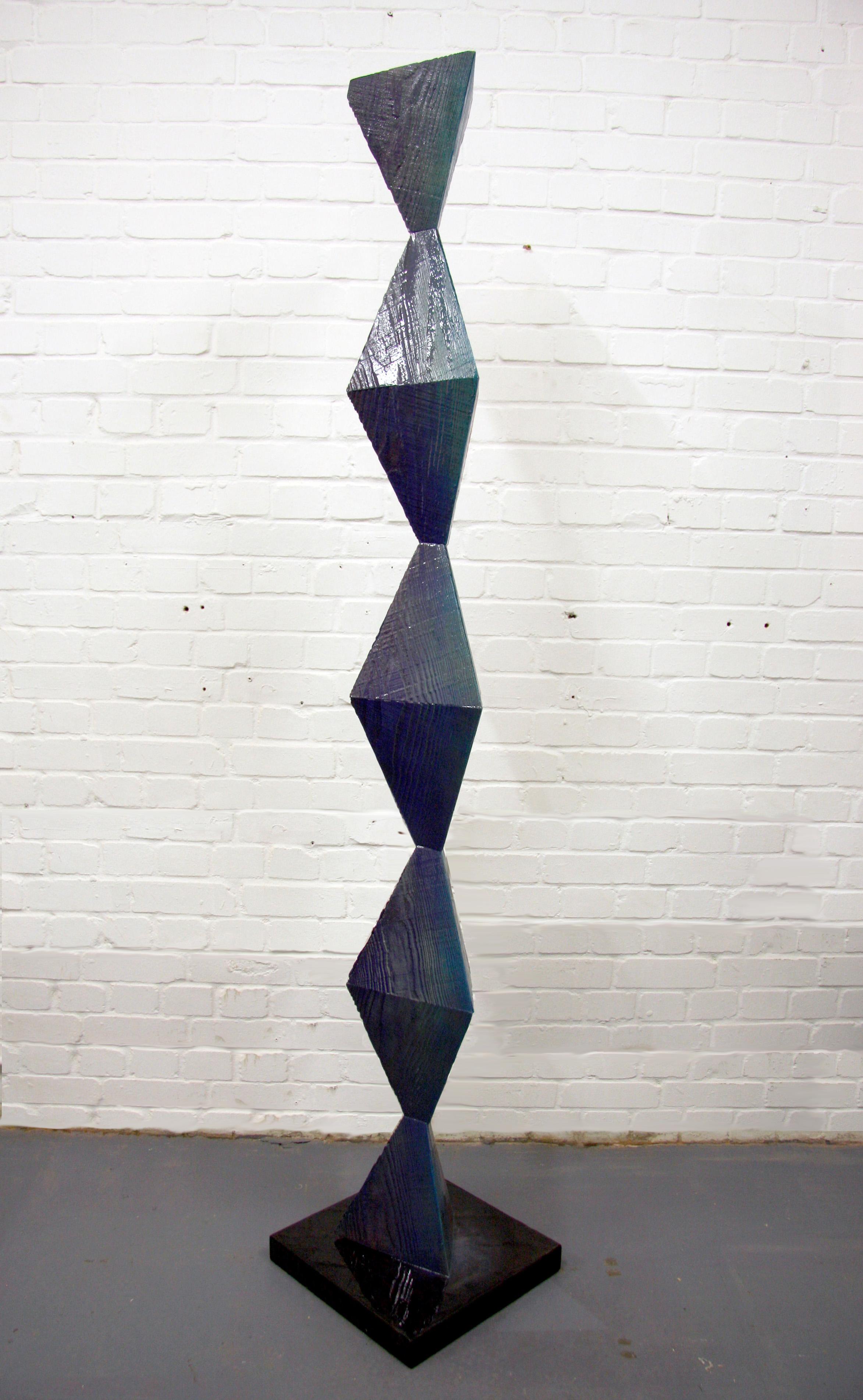 Untitled (column II), 2019