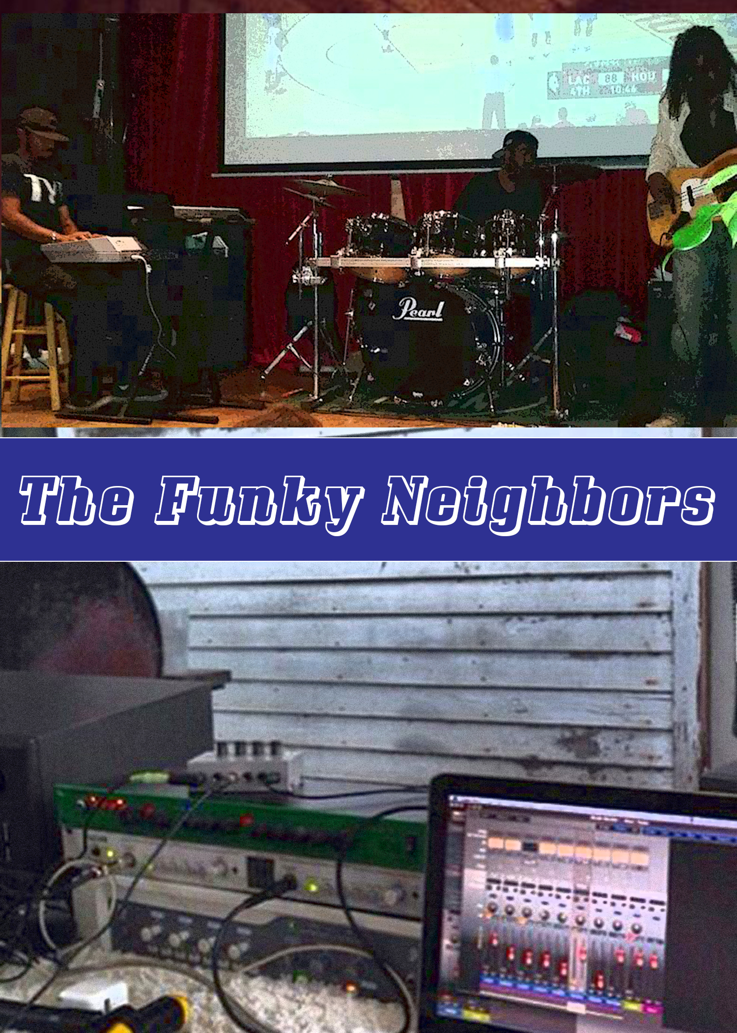 title funky neighbors