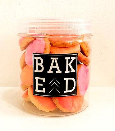 Marble Glaze Cookies