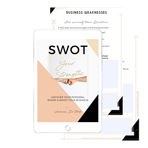 swot your strengths guide