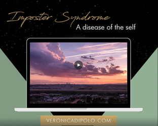 Imposter Syndrome a disease of the self