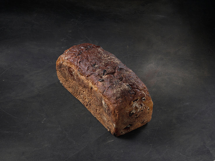 SEMI SOURDOUGH FIG, RAISIN & CRANBERRY SANDWICH LOAF (890G)