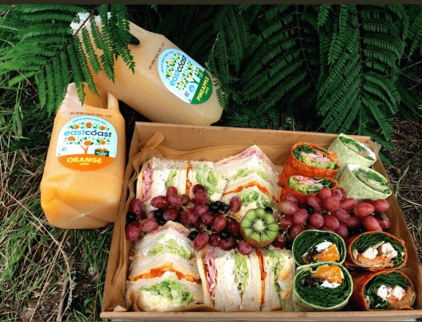 Family Lunch Picnic Hamper