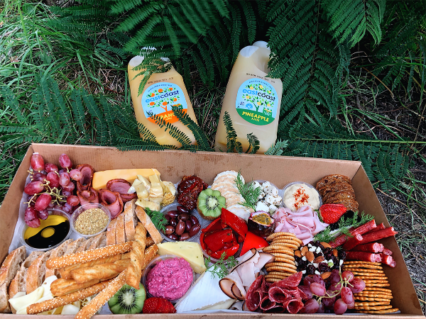 Grazing Picnic Hamper