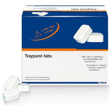 TRAYPUROL TABS - VOCO