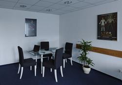 Iroda belső
