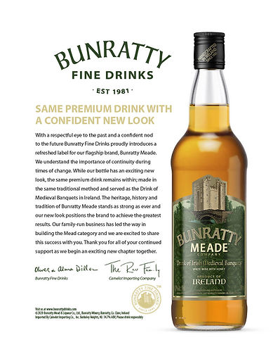 Bunratty Meade_US New Label Launch1024_1