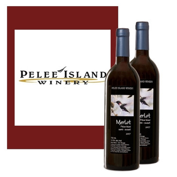 Pelee Island Semi-Sweet Merlot