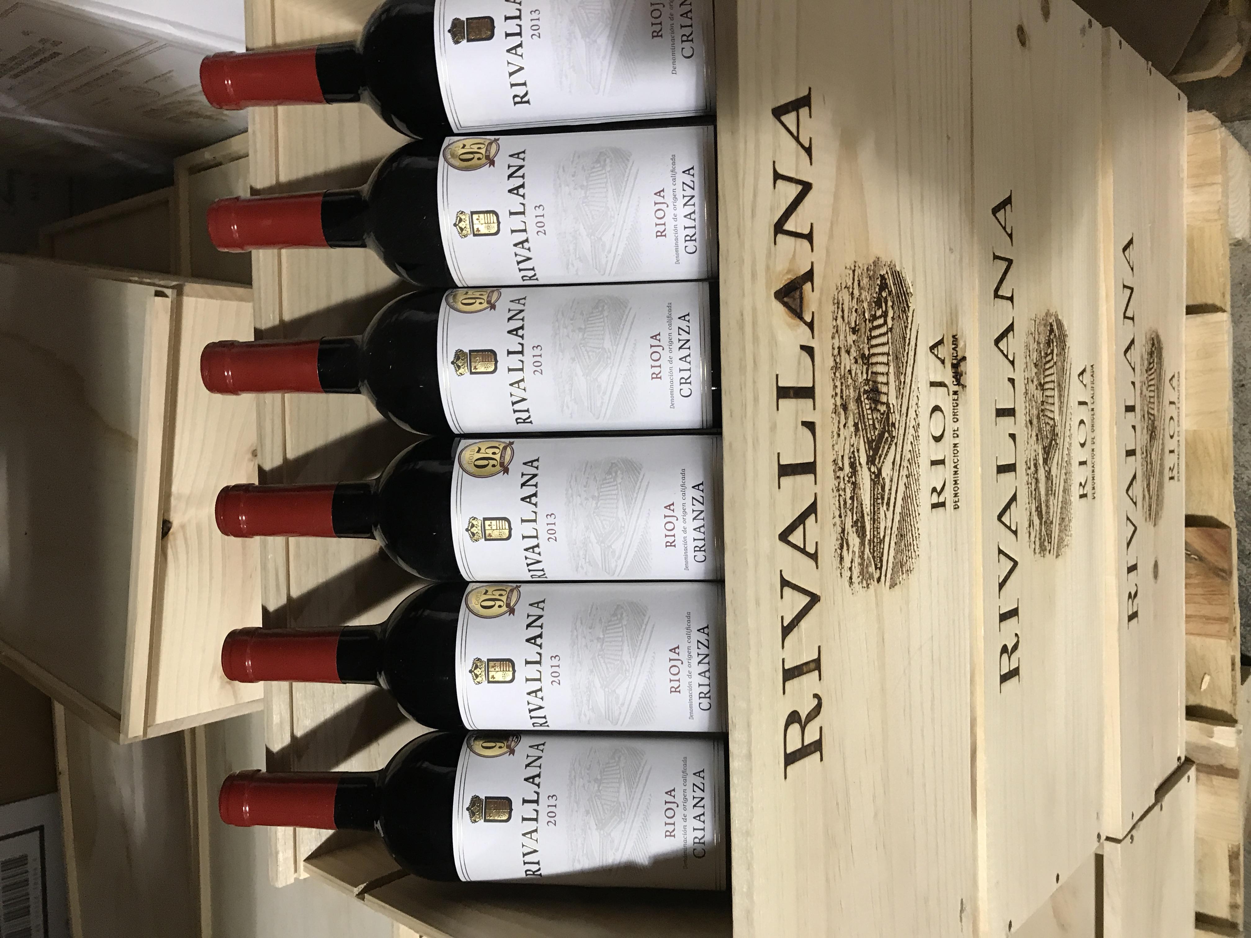 Rivallana Rioja