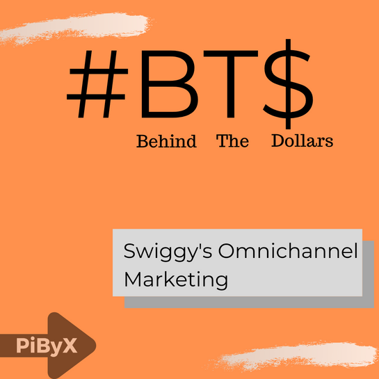 Behind the Dollars- Swiggy's Omnichannel Marketing