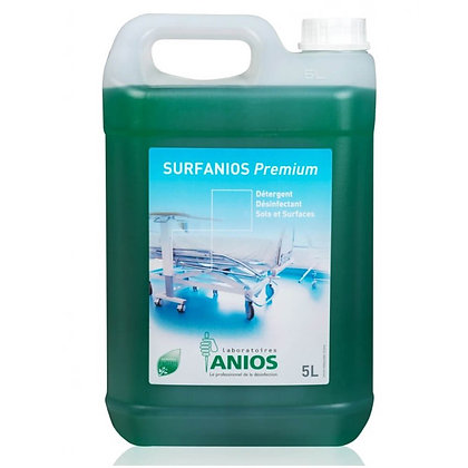 Dezinfectant antiseptic medical, Sufranios Premium, 5L