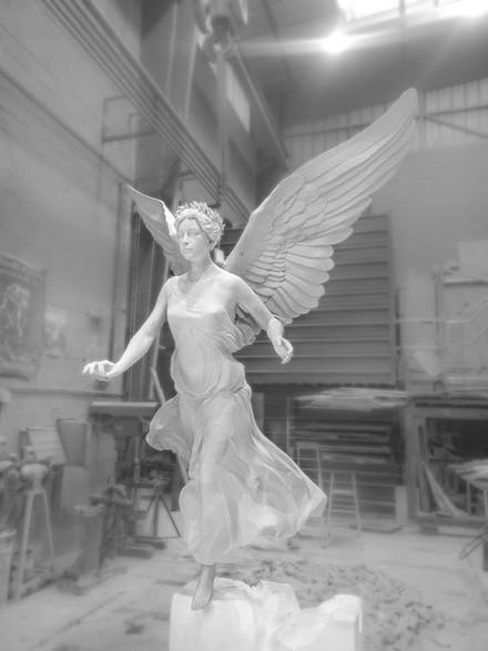 Victoire Sculpture Monumentale