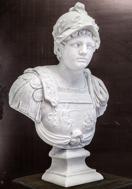 Alexandre le Grand jardins de Versailles
