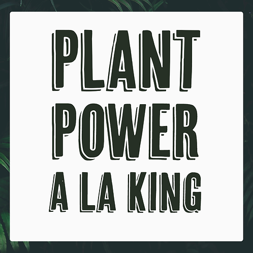 5 x Plant Powered A La King Meal Pack