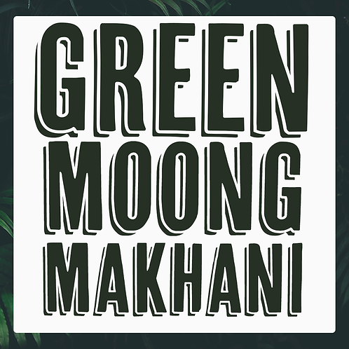 5 x Green Moong Makhani Meal Pack