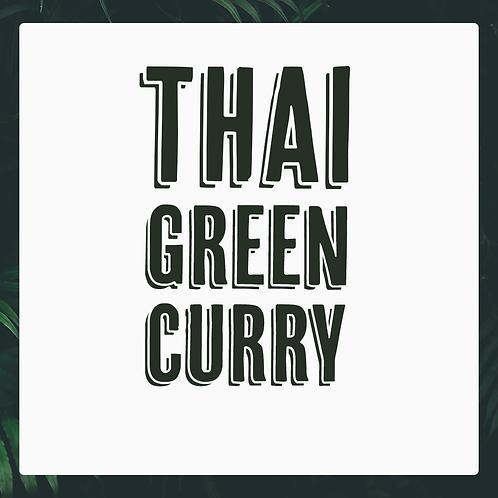 5 x Thai Green Curry Meal Prep