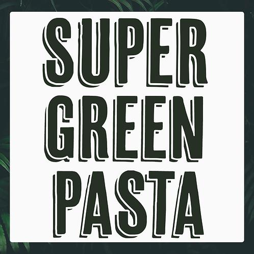 5 x Super Green Pasta Meal Prep