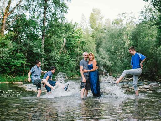 Photographe Séance famille par Ellen Teurlings Photographe au bord du Loup
