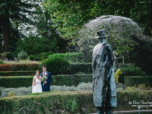 Reportage photo mariage au Château Sainte Roseline Ellen Teurlings Photographe