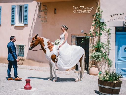 Photographe mariage au Domaine des Bruguières à Entrecasteaux par Ellen Teurlings Photographe