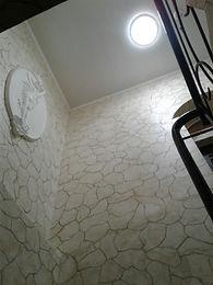 Эффект камня на стене