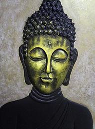 Будда в инерьере