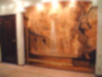 Роспись на стене Уфа