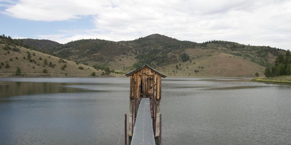 Fishout: Heenan Lake & East Carson River