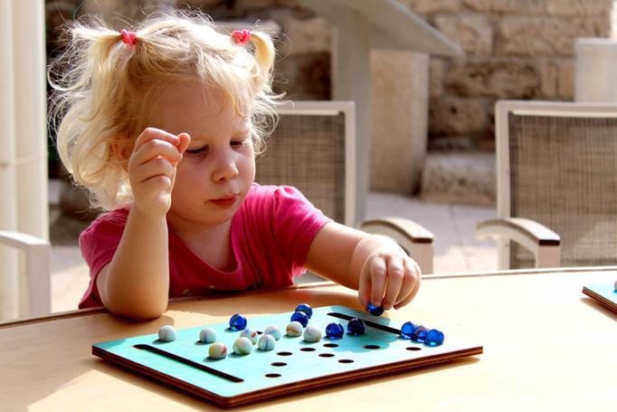 משחקי חשיבה ואסטרטגיה