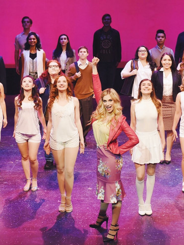 Legally Blonde Tim Trumble Photography