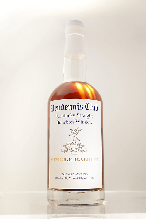 Pendennis Holiday Bourbon 2020, Personalized, 100 Proof