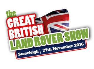 See us at the Great British Land Rover Show!
