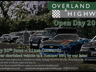 Date set for our 2019 Open Day!