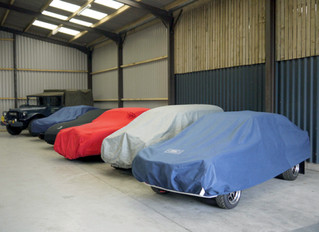 New for 2018! Classic Car Storage