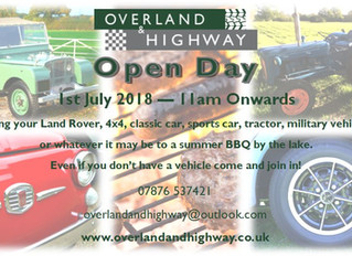 Not long until our open day!