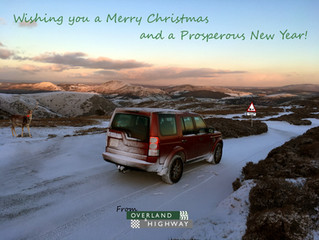 Merry Christmas to all our customers, suppliers, followers and friends!