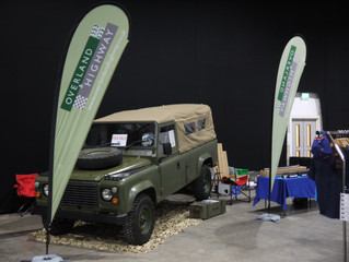 Great British Land Rover Show a Success!