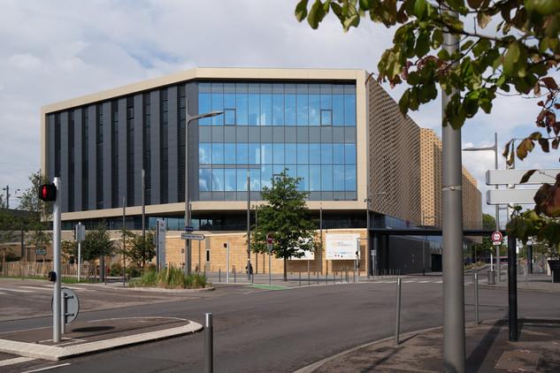 Palais des congrés Metz