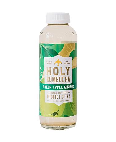 Green Apple Ginger