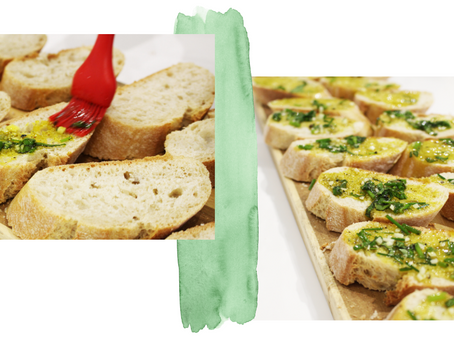 Delicious Vegan Garlic Bread Recipe