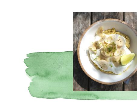Vegan, Sunshine inspired Breakfast Bowl Recipe