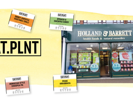 We're in Holland & Barrett!