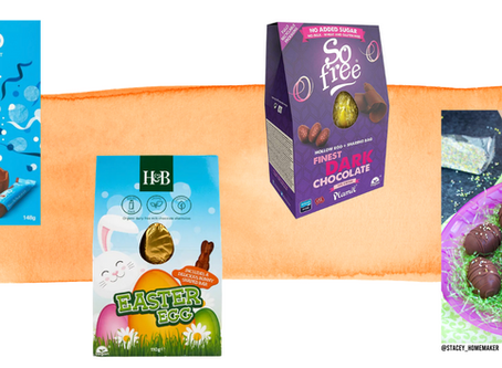 Delicious plant-based Easter Egg ideas for 2020!