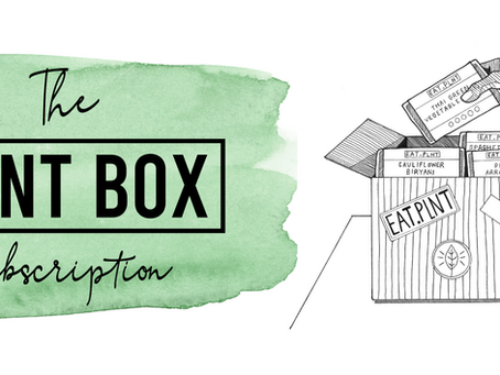Introducing The PLNT Box!