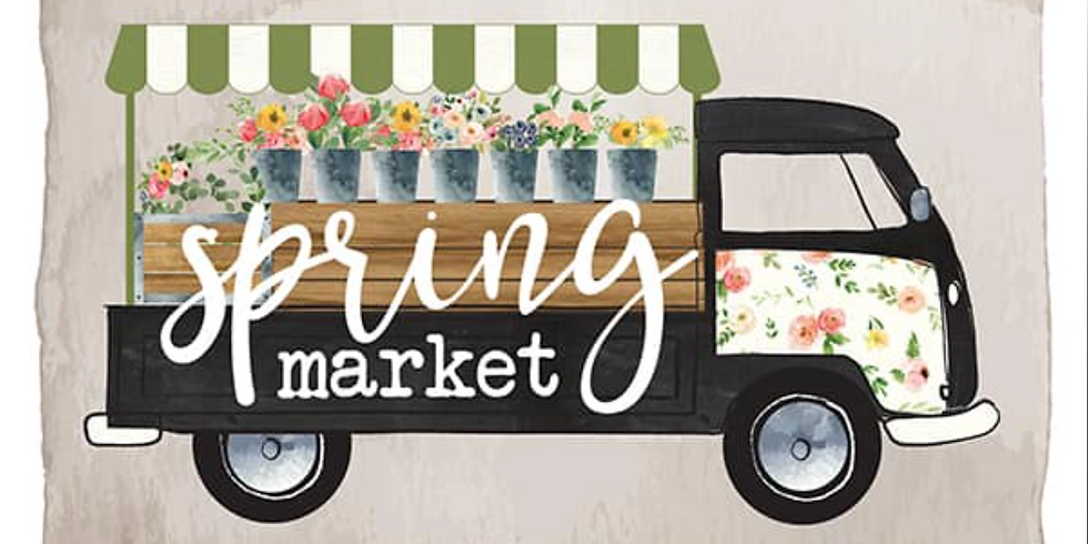 Merry Little Market Spring Edition