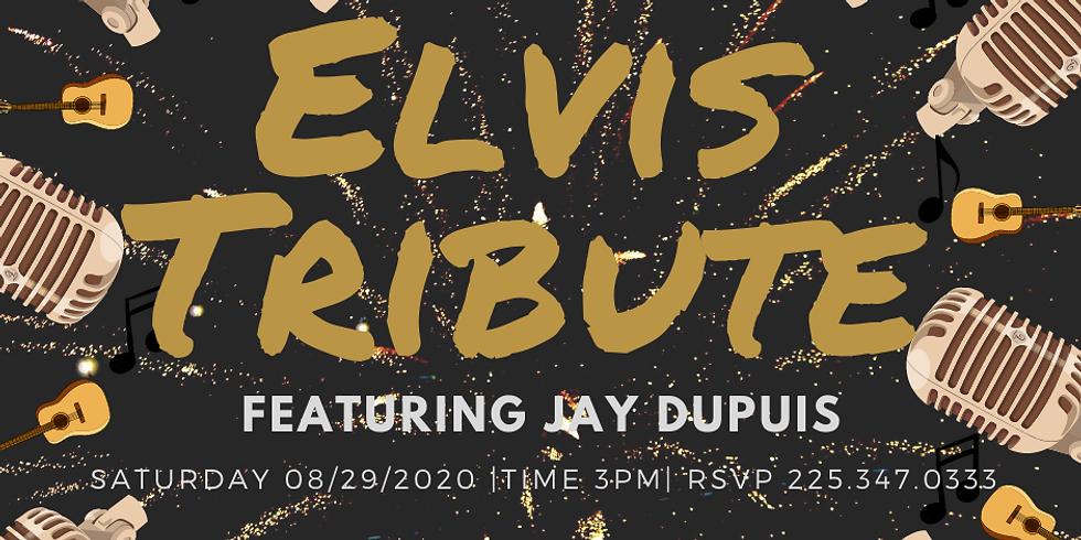 Elvis Tribute Live Recording