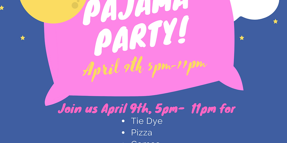 All Girls Pajama Party