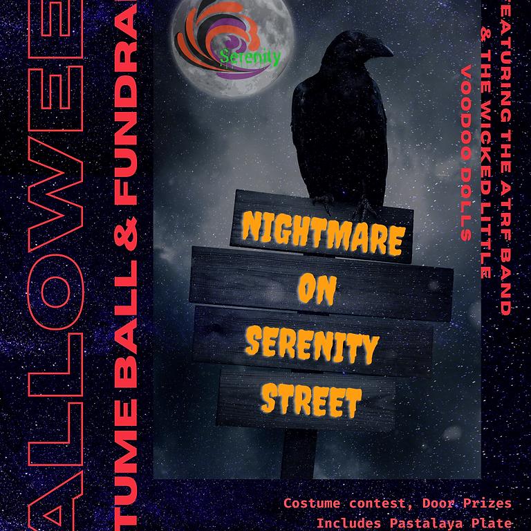 Nightmare on Serenity Street Costume Ball