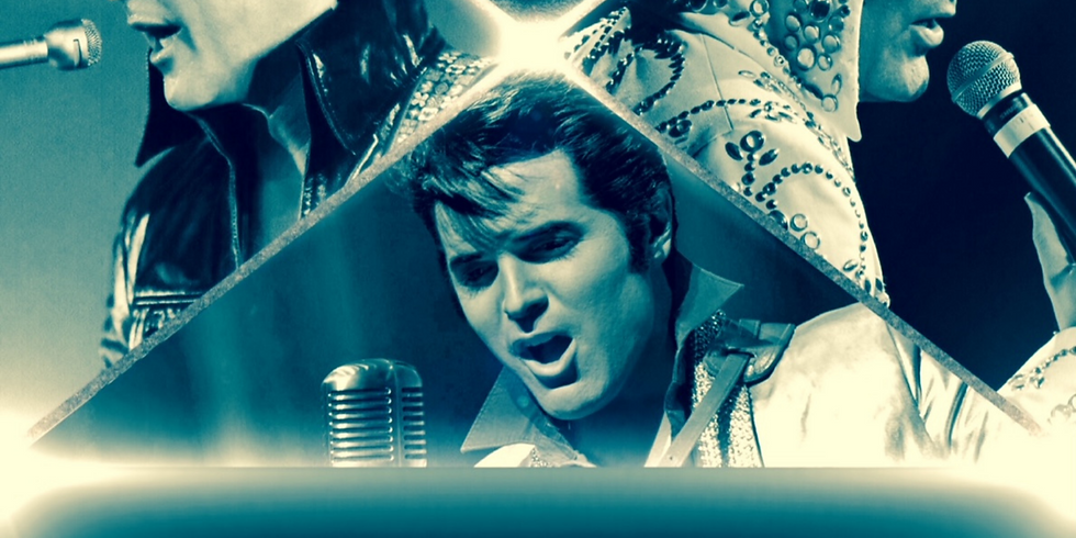 The Ultimate 3 Elvis Tribute Live Recording